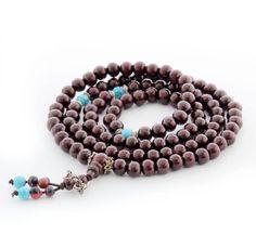 108 Wood Beads Buddhist Prayer Meditation Wrist Mala Necklace Ovalbuy http://www.amazon.com/dp/B009H4YXG2/ref=cm_sw_r_pi_dp_nQe3tb143NK2GP7S
