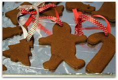 Cinnamon Applesauce Christmas Ornaments