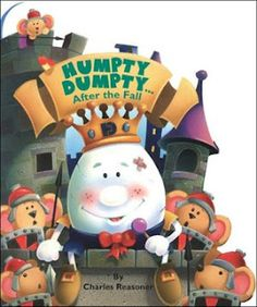 Book, Humpty Dumpty...After the Fall by Charles Reasoner