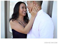 Pasadena Engagement : Malissa + Henry