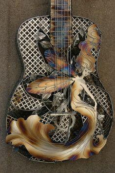 Fairy Gothic Guitar
