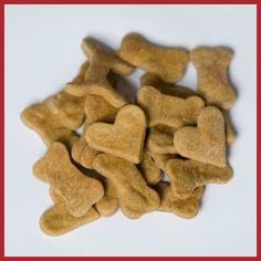 milk dog bones