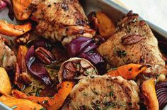 Paleo Roast Rosemary Chicken Recipe