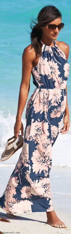 FabFashionFix - Fabulous Fashion Fix | Style Watch: 30 summer looks with maxi dresses