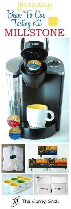 $250 Millstone Coffee & Keurig Giveaway