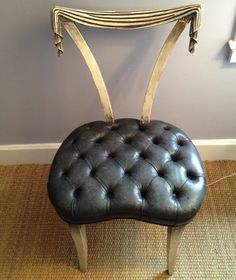 love the chair back