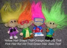 bk troll toys