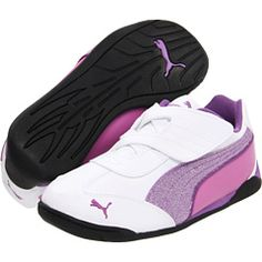 $45 Puma Kids Delor Cat Glamm SL V  (shoes for addie)