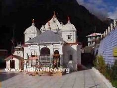 Gangotri is a famous pilgrimage place in Uttarakhand from where the world holiest River Ganges flows.