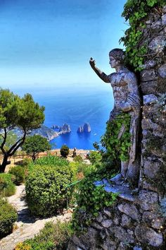 Isle of Capri, Italy. It is SO beautiful here. My favorite island I've traveled to.