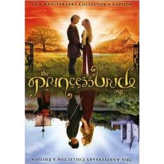"""The Princess Bride - """"As you wiiiiiiiiiiiiiiiish."""" If ever there was a timeless story, it's this one. This film has something for everyone.  Stellar performances by Cary Elwes, Mandy Patinkin (for whom my love knows no bounds), Robin Wright, Billy Crystal, et. al. This is definitely one to own."""