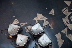 """Paper airplane """"confetti"""""""