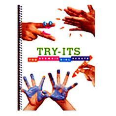 BROWNIE TRY-ITS BOOK