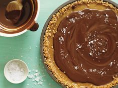 Bake the Book: Samantha Bee's Salty Caramel | Serious Eats: Sweets
