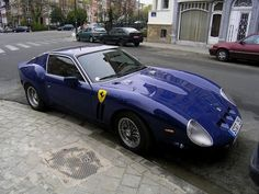 Ferrari 330 LMB 1962