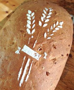 Quick tip: How to use a bread stencil