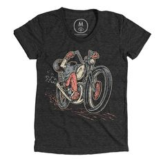 Cotton Bureau – The Headless Rider by Nathan Yoder