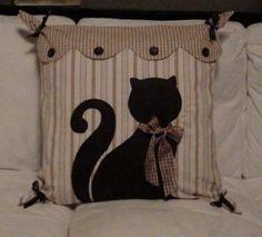 cuscini countri, al cuscino, cuscino gatto, gatto countri