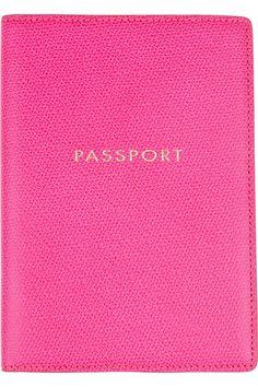 Smythson passport cover passport cover