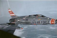 F-100 #plane #1960s