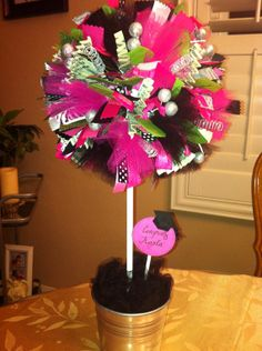 Custom made money trees by ChantillySweetThings on Etsy, $70.00