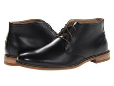 Deer Stags Seattle Black Leather