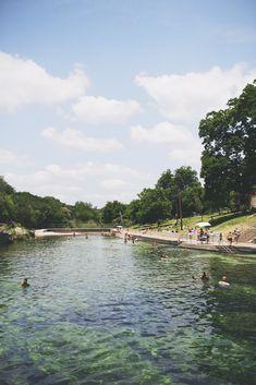 Barton Springs, Austin