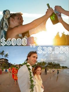 Why are so many offbeat weddings low-budget? | Offbeat Bride