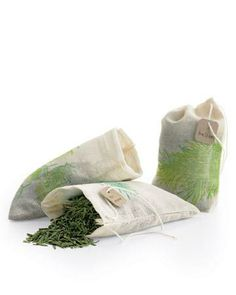 Balsam Sachets How-To