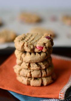 #GlutenFree Peanut Butter Cookies