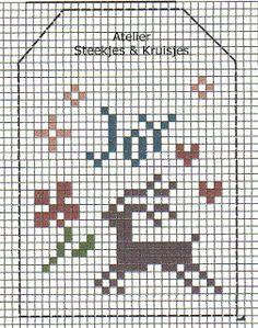 Stitches & Crosses Marijke: Freebies