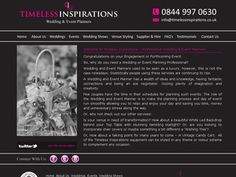Another superb supplier added to the directory, I am sure our brides could use your stress free assistance! http://www.theweddingsupplierlist.com/timeless-inspirations/