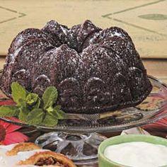 Guilt-Free Chocolate Cake Recipe