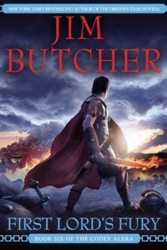 First Lord's Fury (#6) » Jim Butcher   Jim Butcher
