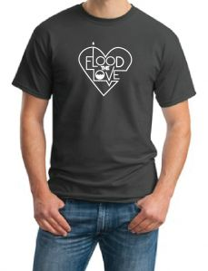 Donate by purchasing a T-shirt!