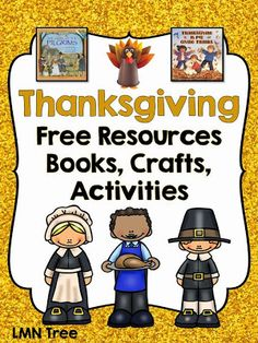 LMN Tree: Thanksgiving Free Resources and Activities