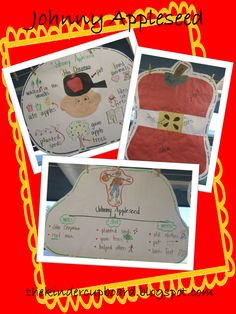 #johnny #appleseed #thinking #maps and #labeling.