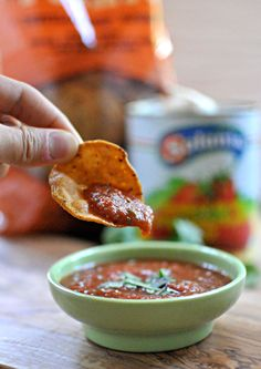 The Best Tomato Salsa You Will Ever Eat