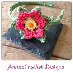 Up-cycled Flower HeadBand Free Tutorial