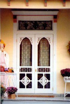 Beautiful double door