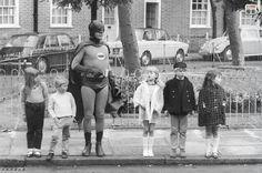 Batman Crossing Guard