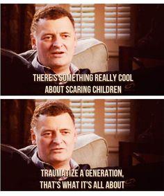 Ladies and gentlemen, Steven Moffat.