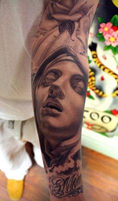 great tat #tattoo