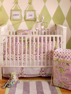 Baby Girl Nurseries - Nursery Ideas - Slideshow