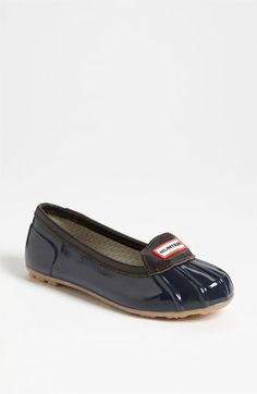 Hunter 'Jena' Waterproof Flat available at Nordstrom