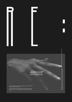 RE 3 Magazine on Behance