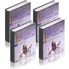 As Brumas de Avalon (The Mists of Avalon) - Marion Zimmer Bradley