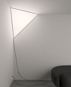 Wall Mounted Corner Lamp : Home - Room lighting on Pinterest 18 Pins