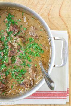Beef Stew via DeliciouslyOrganic.net