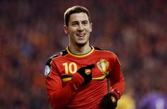 A 79-year-old Belgium woman got the greatest surprise a fan could ever get! On seeing her 'good luck' message for the Belgian Red Devils, midfielder Eden Hazard sent her a signed shirt and video message!   Read more: http://dailym.ai/TICEQj  Image credit: http://bit.ly/TICpEN  #WorldCup #WorldCup2014 #BEL #Football